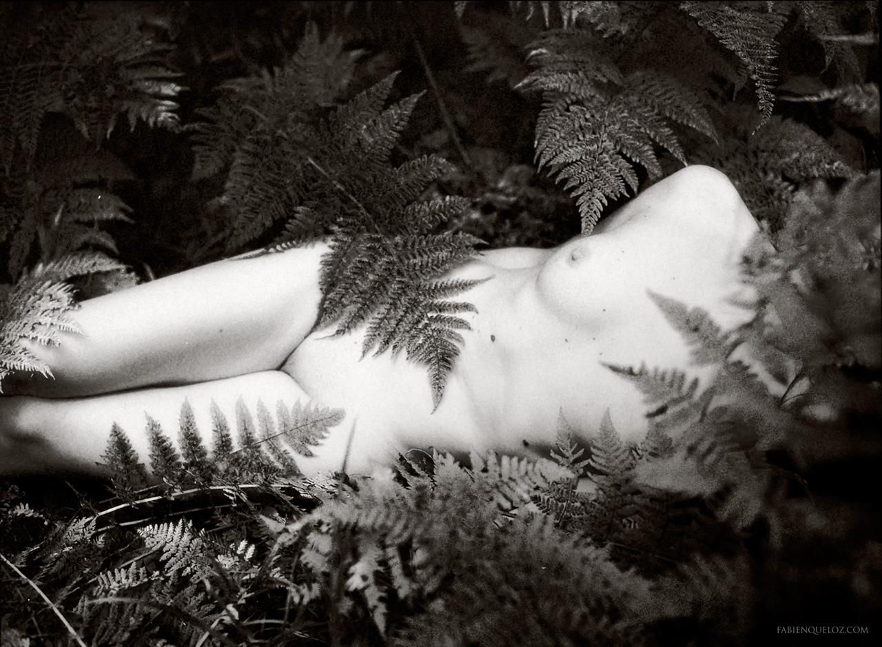Art Nude photography by Fabien Queloz, nu artistique